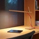 White Oak Clamp Mini LED Lamp,,hi-res