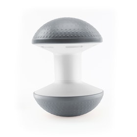 Gray Ballo Stool