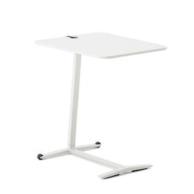 Skate Table, White Frame