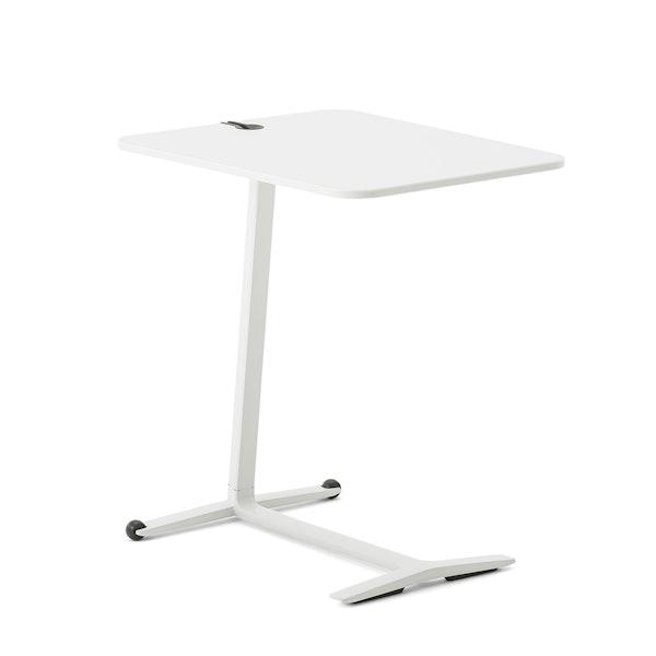 Skate Table, White, White Frame,White,hi-res