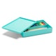Aqua Medium Slim Tray,Aqua,hi-res