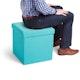 Aqua Box Seat,Aqua,hi-res