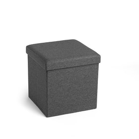 Dark Gray Box Seat