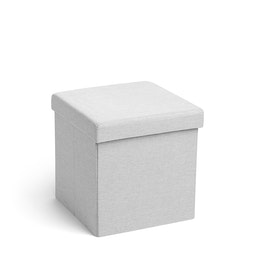 Light Gray Box Seat