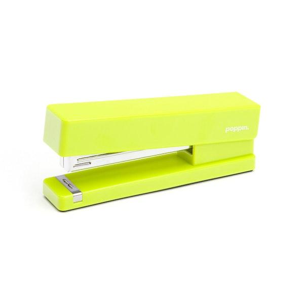 Lime Green Stapler,Lime Green,hi-res
