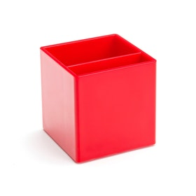 Red Pen Cup