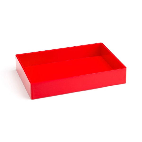 Red Medium Accessory Tray,Red,hi-res