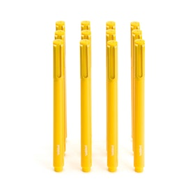 Signature Ballpoint Pens, Set of 12