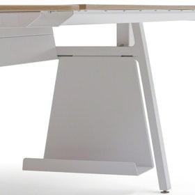 White Bivi Bottom Shelf,White,hi-res