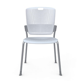 Cinto Chair, Silver Frame