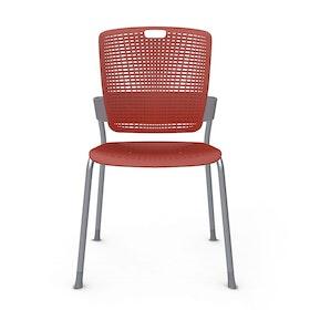 Cinto Chair, Silver Frame