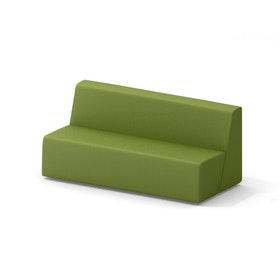 Campfire Big Lounge Sofa, Green,Green,hi-res