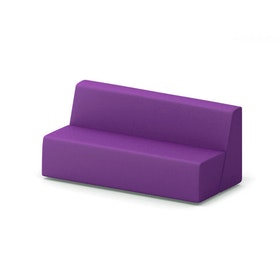 Campfire Big Lounge Sofa, Purple