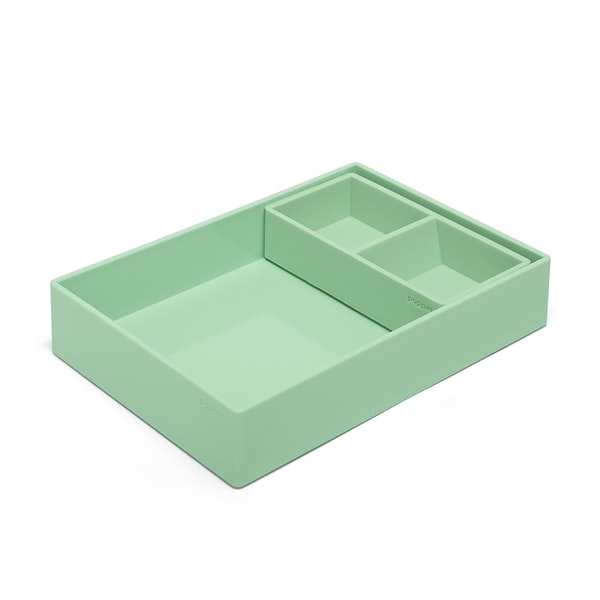 Mint Double Tray,Mint,hi-res