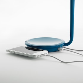 Blue Pixo LED Desk Lamp