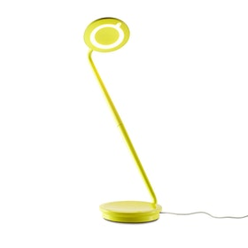 Yellow Pixo LED Desk Lamp