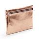 Copper + Purple Slim Accessory Pouch,Copper,hi-res
