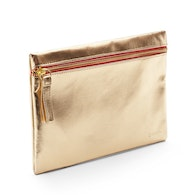 Slim Accessory Pouch,Gold,hi-res