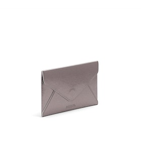 Gunmetal Card Case