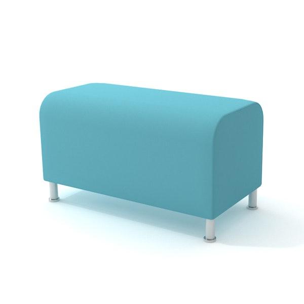 Alight Bench, Aqua,Aqua,hi-res