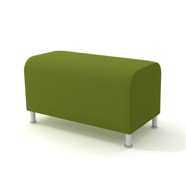Alight Bench, Green,Green,hi-res