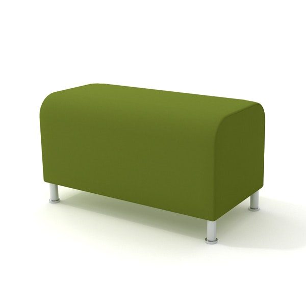 Alight Bench, Green,Green,hi-res