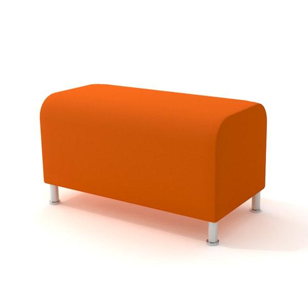 Alight Bench, Orange,Orange,hi-res