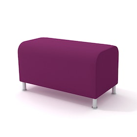 Alight Bench, Purple