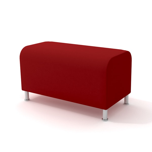 Alight Bench, Red,Red,hi-res