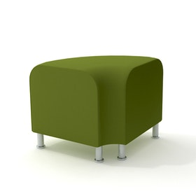 Alight Corner Bench, Green