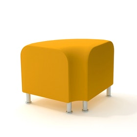 Alight Corner Bench, Yellow,Yellow,hi-res