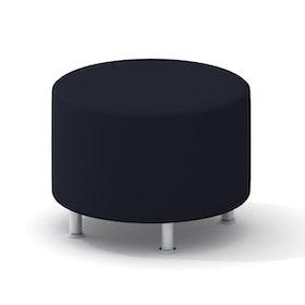 Alight Round Ottoman