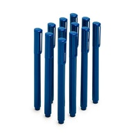 Signature Ballpoint Pens, Set of 12,Navy,hi-res