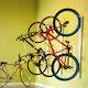 White Wall Mount Bivi Bike Hook,,hi-res