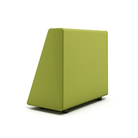 Campfire Wedge Sofa-Chair Arm, Green