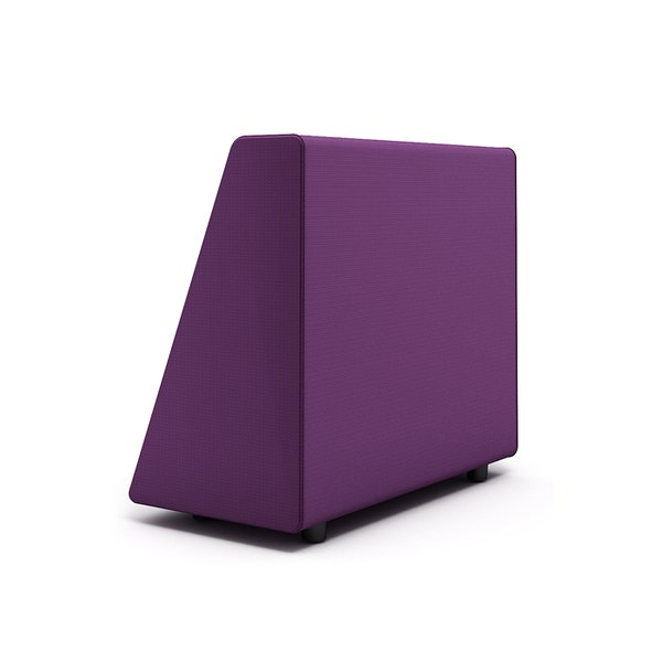 Campfire Wedge Sofa-Chair Arm, Purple,Purple,hi-res