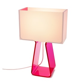 Pink Tube Top Lamp