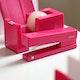 Pink Tape Dispenser,Pink,hi-res