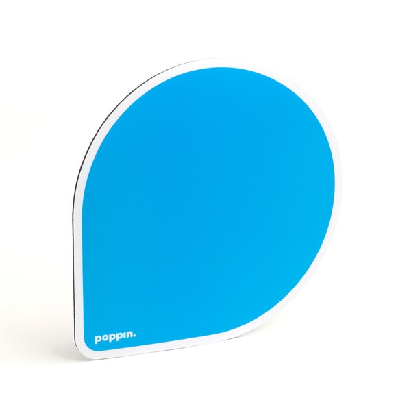 Pool Blue Mouse Pad,Pool Blue,hi-res