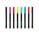 Assorted Slim Permanent Markers, Set of 8,,hi-res