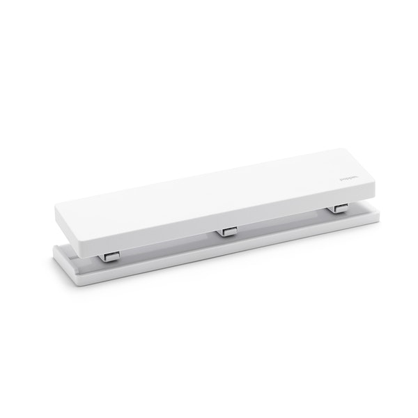 White 3-Hole Punch,,hi-res