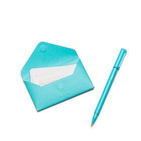 Aqua Card Case