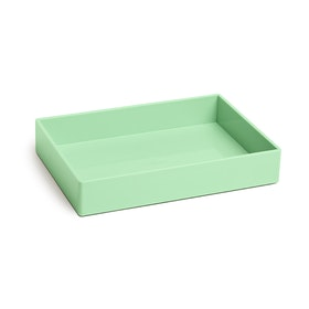 Mint Medium Accessory Tray