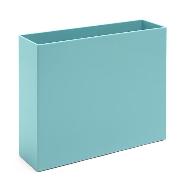 Aqua File Box,Aqua,hi-res