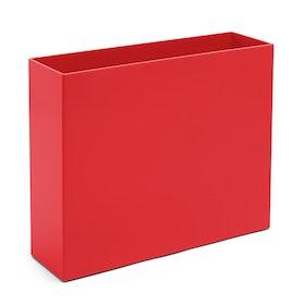 Red File Box,Red,hi-res