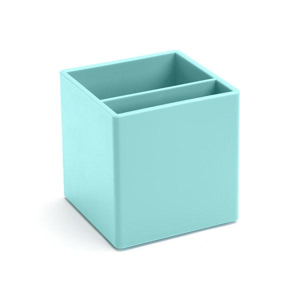 Aqua Pen Cup,Aqua,hi-res