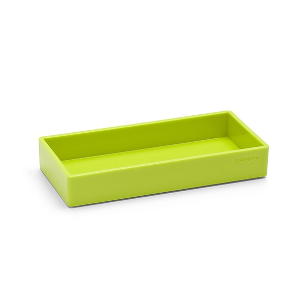Lime Green Small Accessory Tray,Lime Green,hi-res