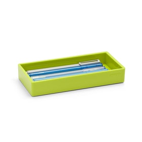 Lime Green Small Accessory Tray