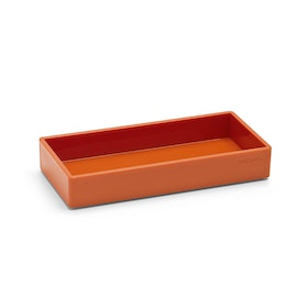 Orange Small Accessory Tray,Orange,hi-res
