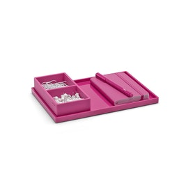 Pink Medium Slim Tray,Pink,hi-res